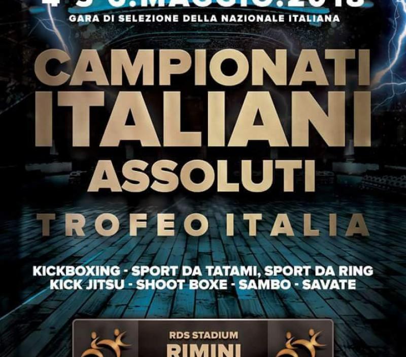Campionati Italiani assoluti Trofeo Italia